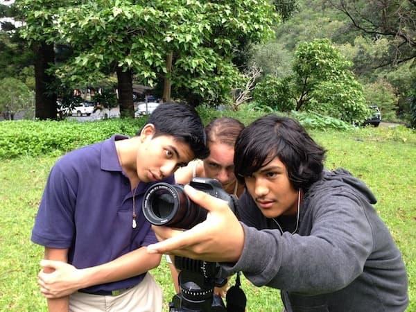 Maui Huliau filmmaking