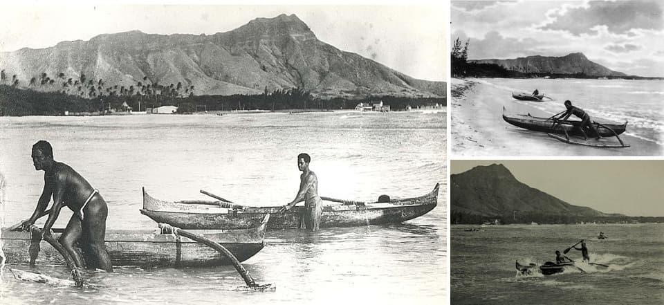 History of Canoe Surfing