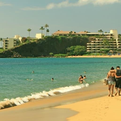 Beaches Maui Kaanapali Beach