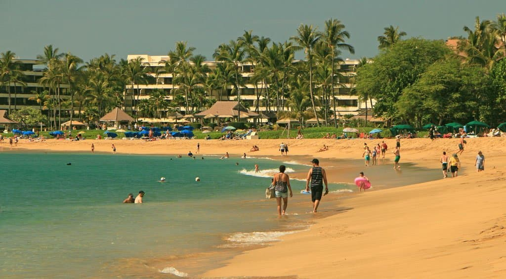 Beaches Maui Kaanapali Beach 194