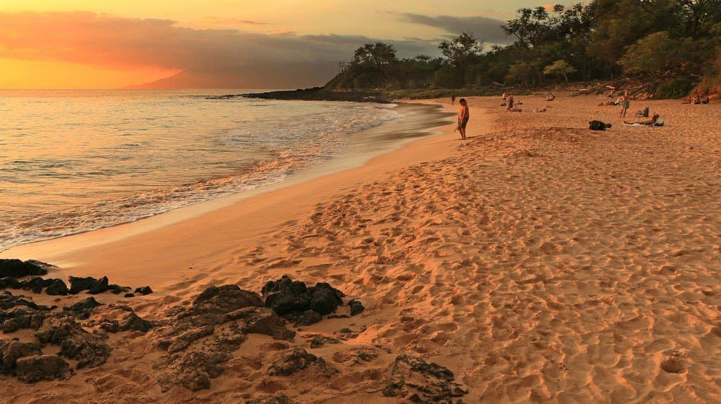 Beaches Maui Makena Little Beach