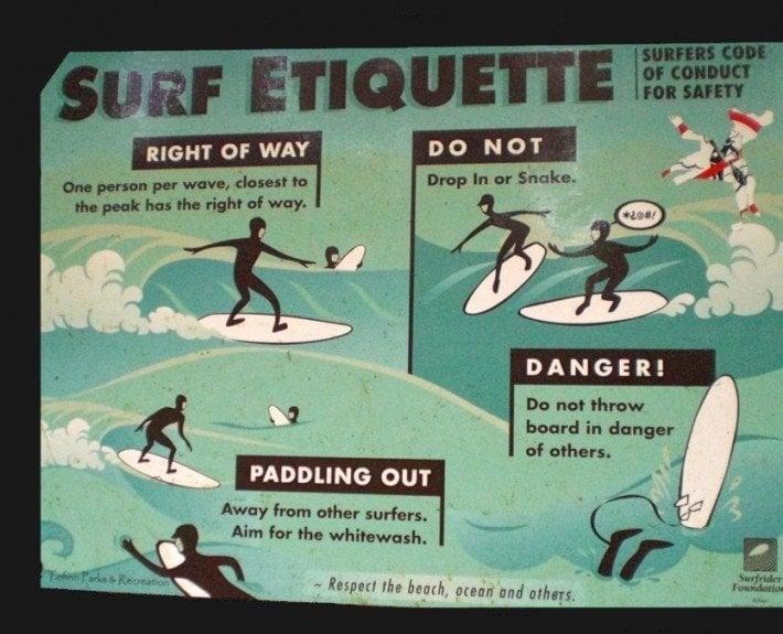 Etiquette 3