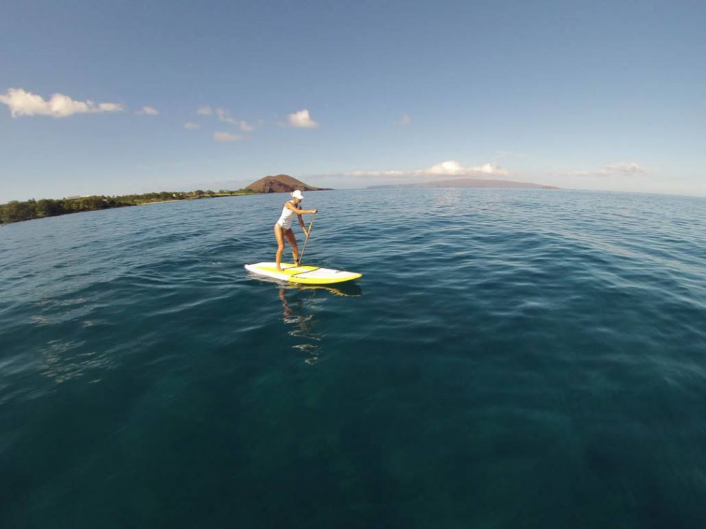 Maui Stand Up Paddle Board Lessons Maui Sup Tours