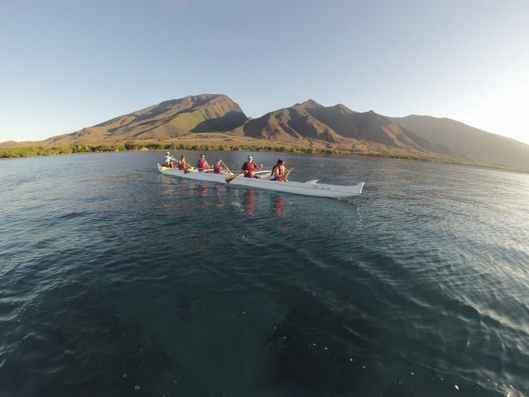 Outrigger Canoe Tours Maui Hawaiian Paddle Sports