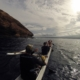 Outrigger canoe challenge to Maui to Molokini