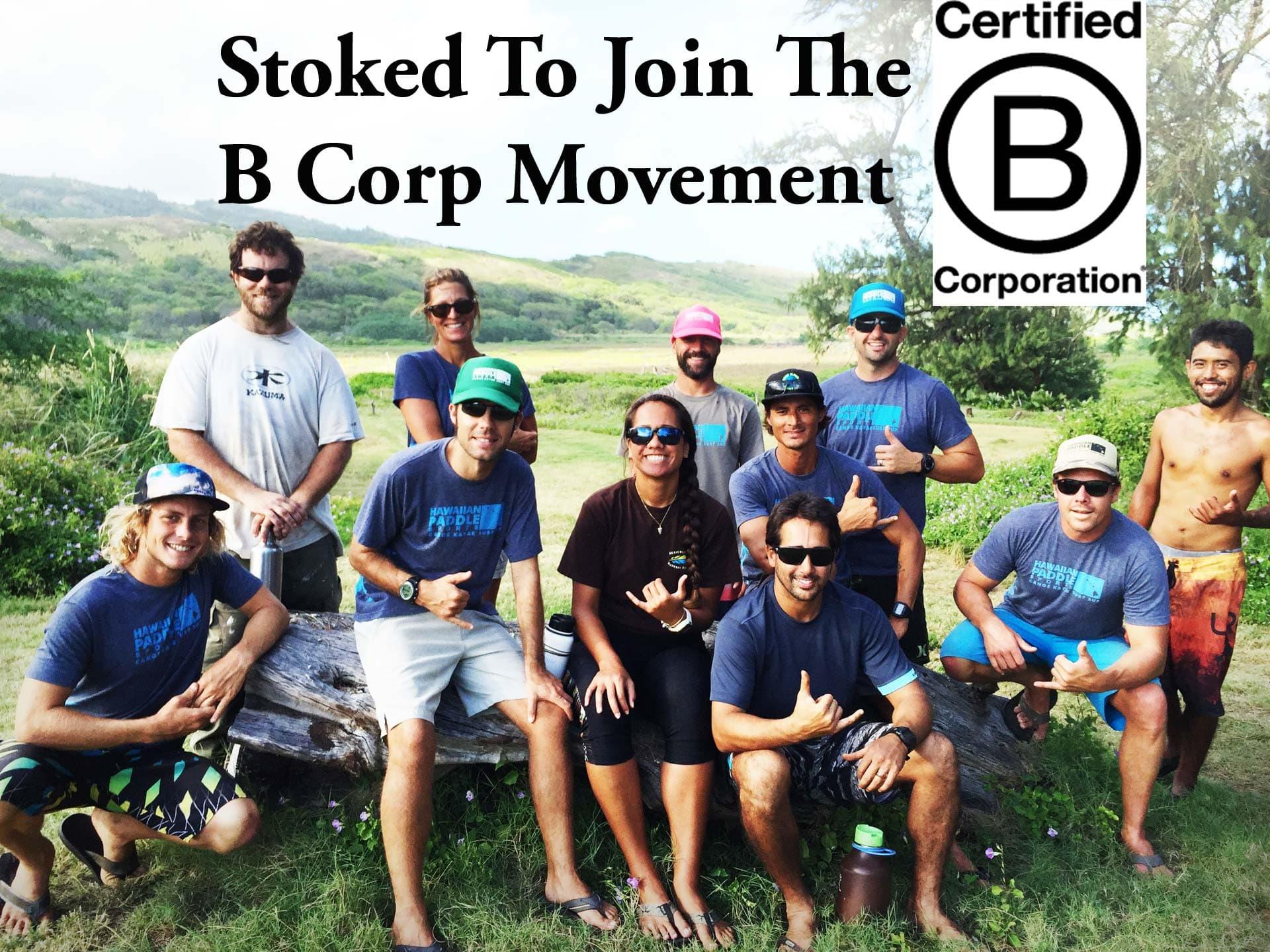 B Corp Group Shot