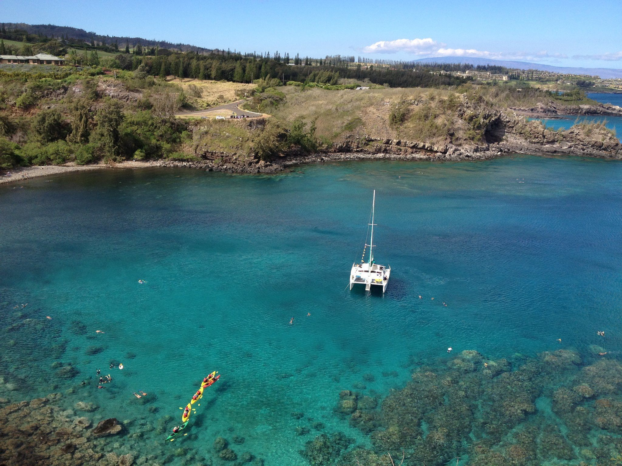 Honolua Bay Maui Information | Snorkeling & Surfing