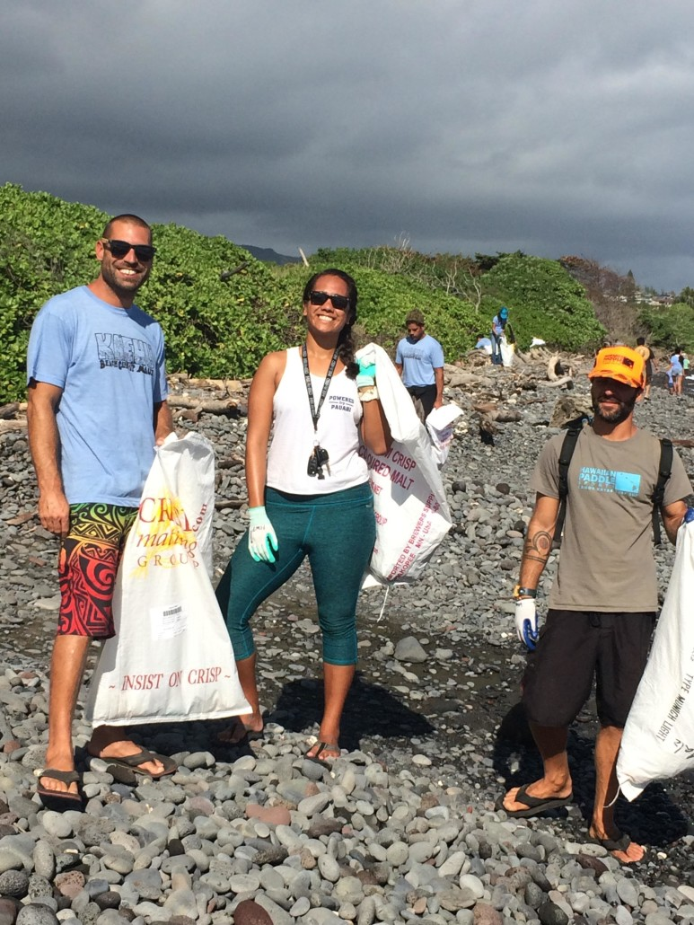 Maui Beach Clean UP
