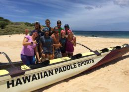 Kahoolawe Hawaiian Paddle Sports
