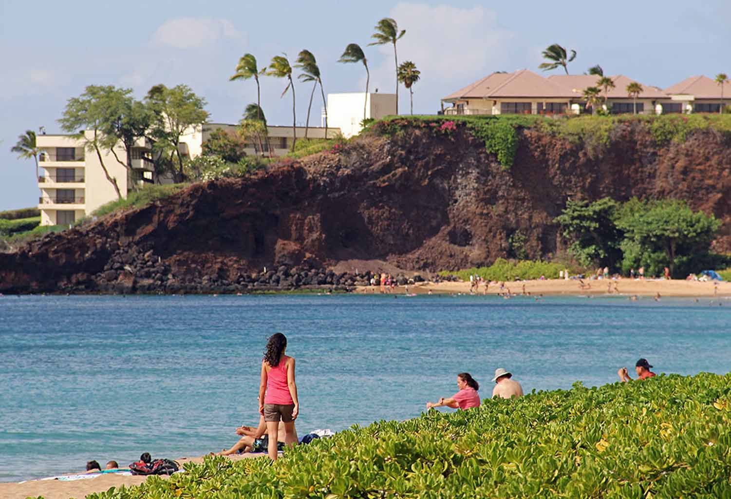 Kaanapali Beach & Blackrock