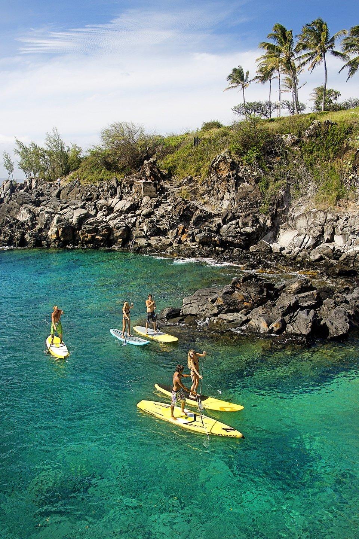 Kapalua Beach Snorkeling Kapalua Maui Information