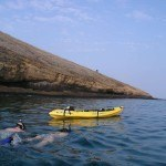Kayak and Snorkel Molokini