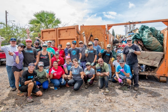 Kihei Wetlands Cleanup Hawaii Paddle Sportrs     web berkowitz