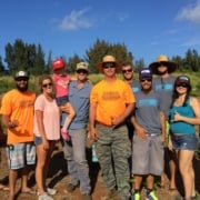 Malama Maui Puu Kukui Watershed Group Photo