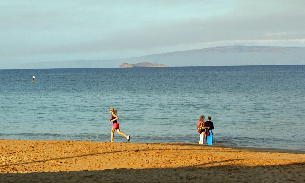beaches in south maui