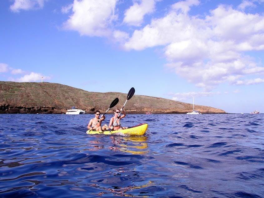 Molokini Kayak