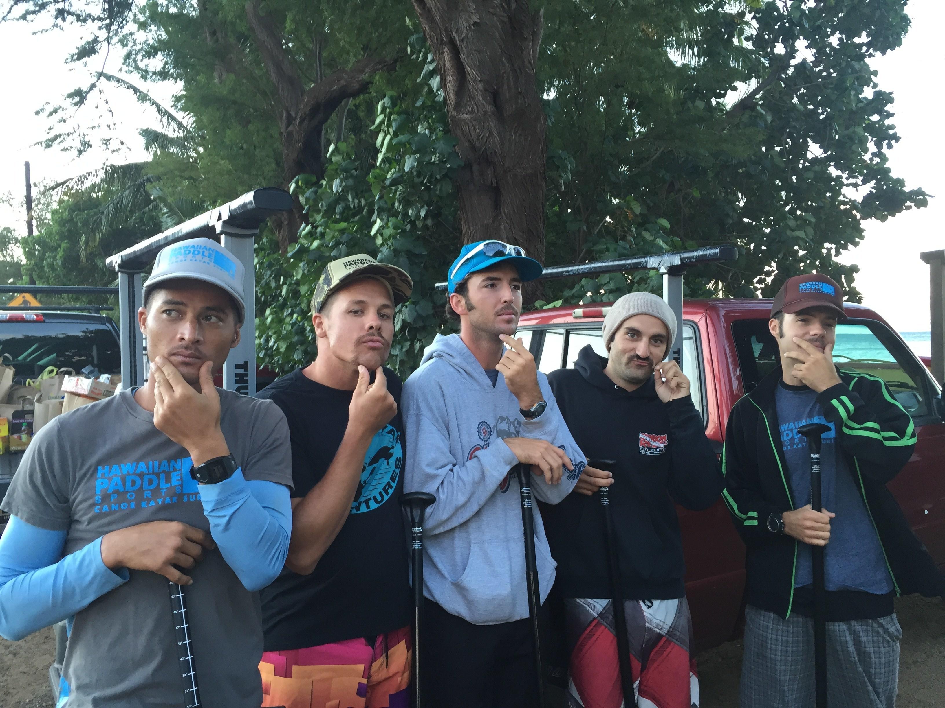 HPS movember team