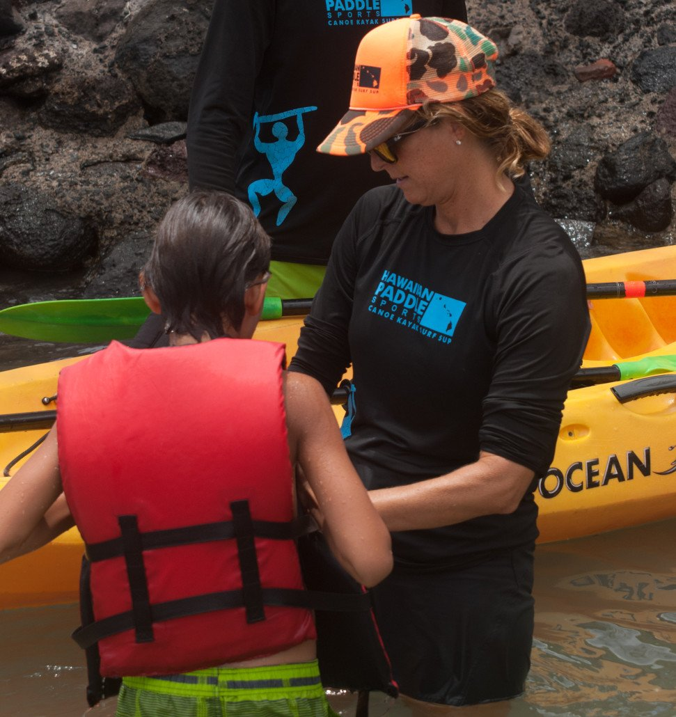 Camp Imua Maui and Hawaiian Paddle Sports