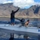 Canoe Fluke shaka guide