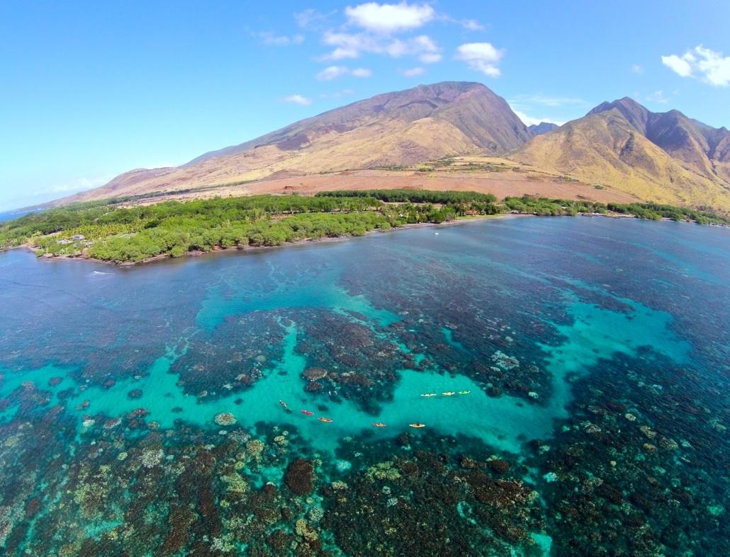 Olowalu Maui Hawaii