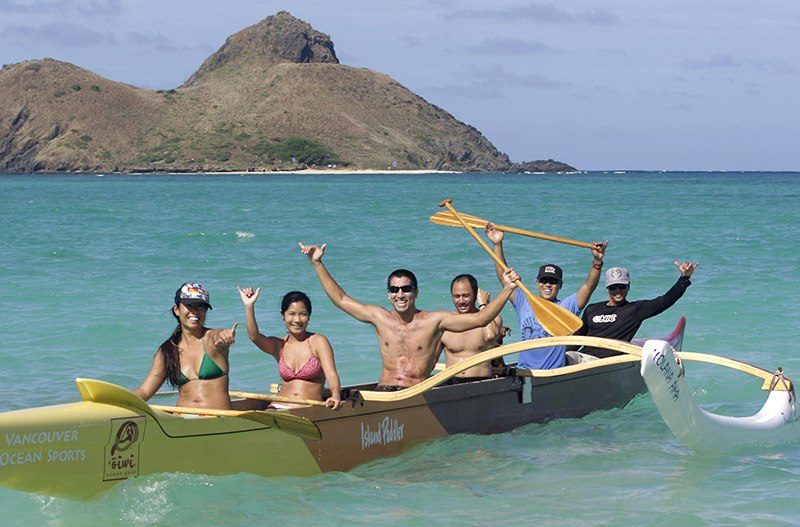 Outrigger-Canoe-Mokulua