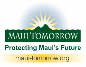 Maui Tomorrow Logo