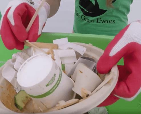 Zero Waste Event Maui