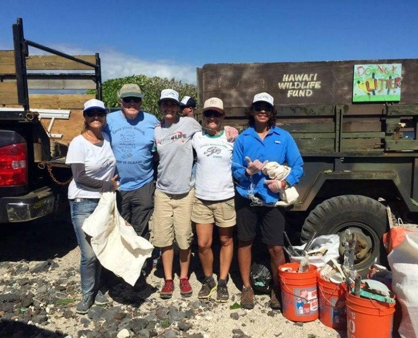 hawaii wildlife fund team