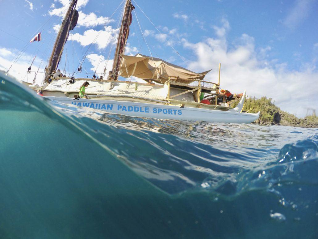 Hokulea Hawaiian Paddle