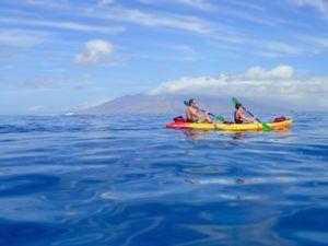 Glassy Kayak Maui