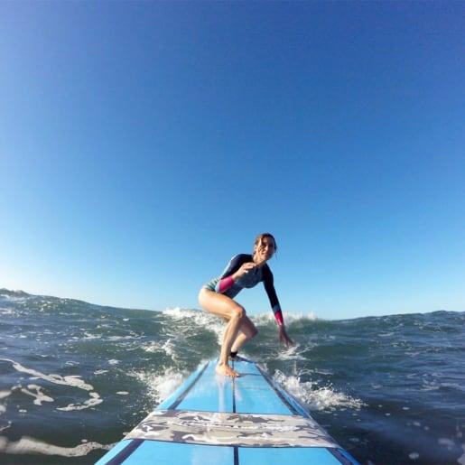 image maui surf lessons