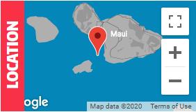 Location Visit Molokini crater