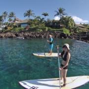 SUP Kapalua Maui