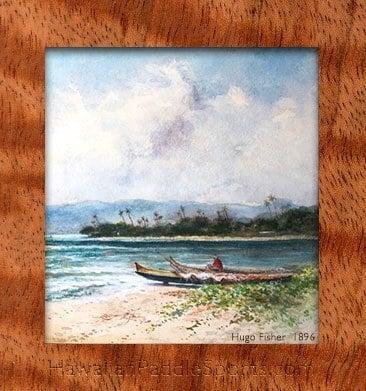 koa canoe