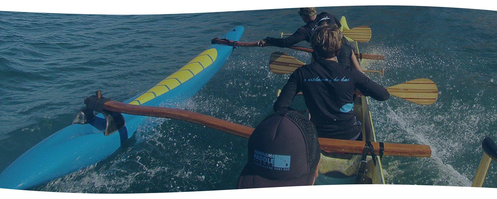 lahaina canoesurfing