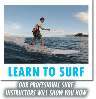 Learn To Surf On maui