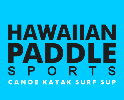 Hawaiian Paddle Sports Logo