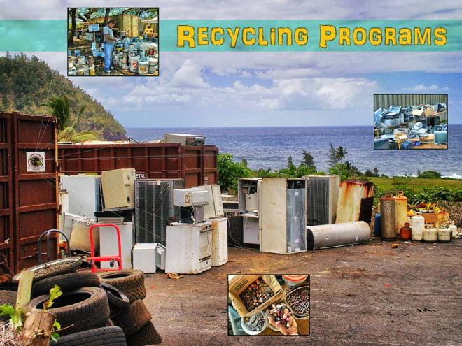 Malama Maui Nui Recycling