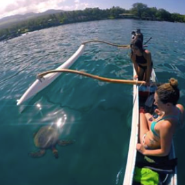 Canoe Tours on Maui