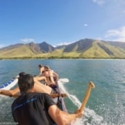 hawaiian canoe surfing