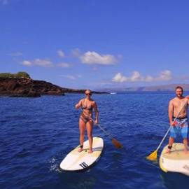 Best Maui SUP Lessons