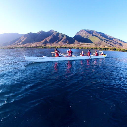 outrigger canoe tours