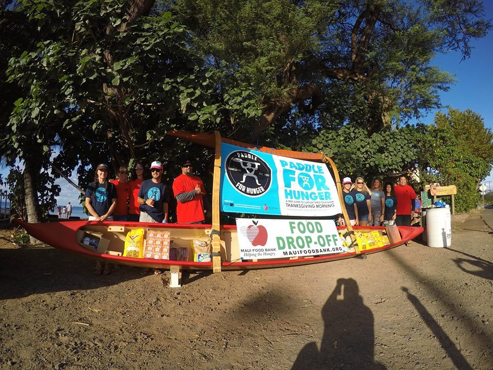 Paddle For Hunger 2016