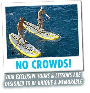 Private sup tours